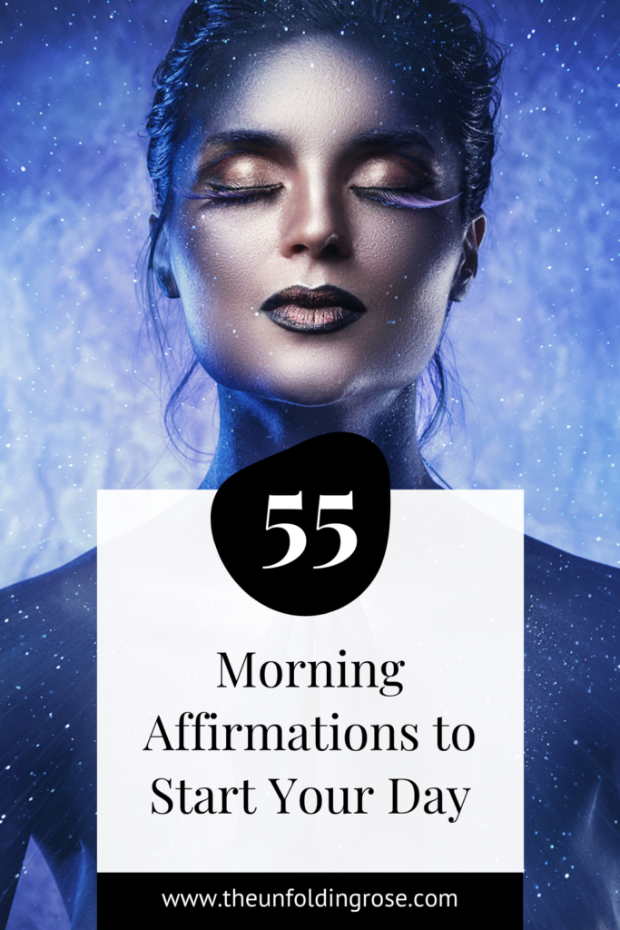 Morning Affirmations to Start Your Day Image