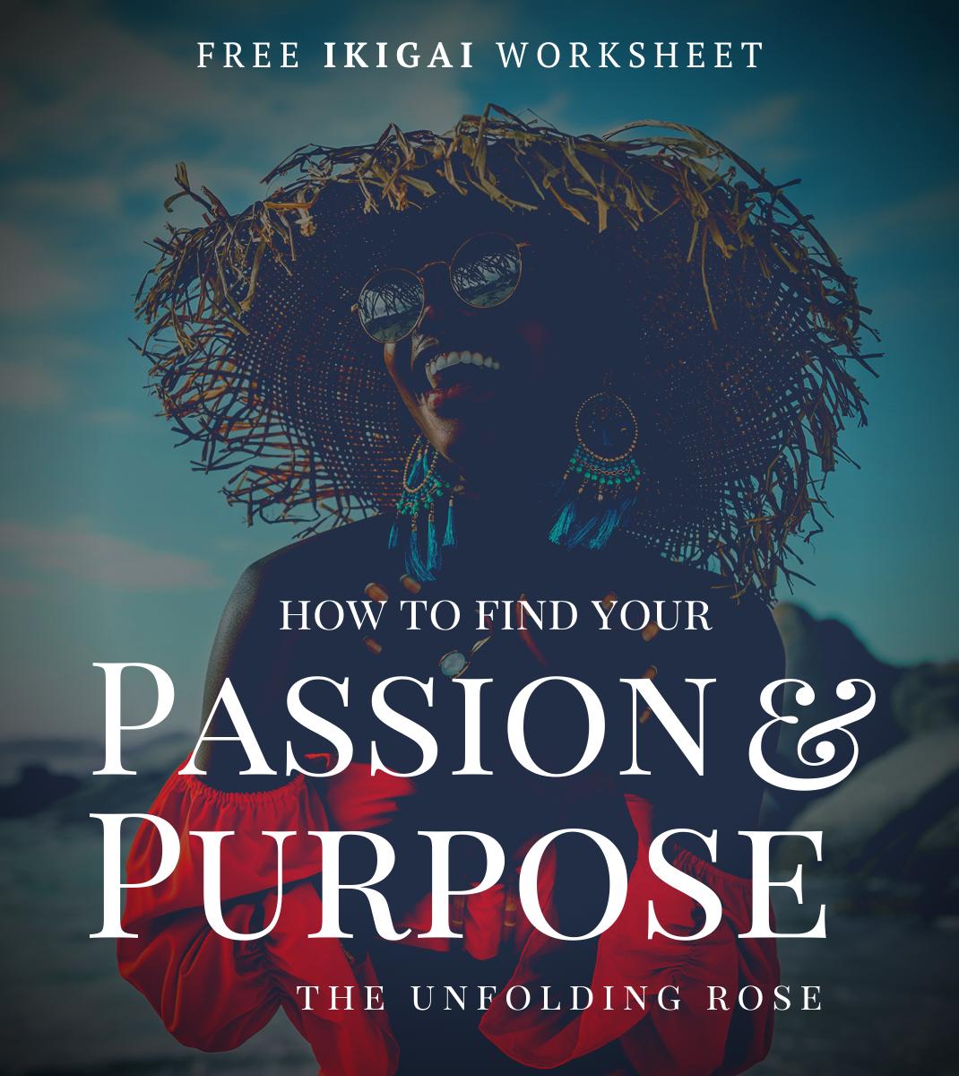 Find Your Purpose Worksheet Image